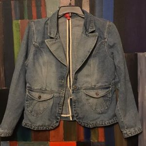 Mossimo Blue Jean Denim Jacket